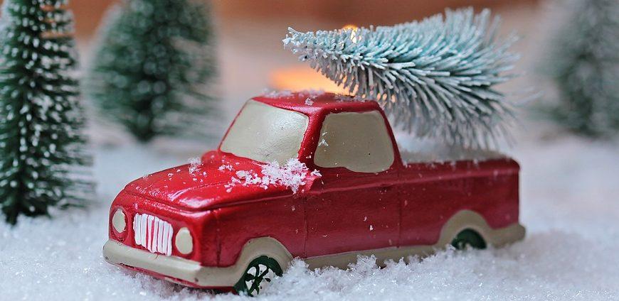 Les prévisions de circulation en vue de Noël!